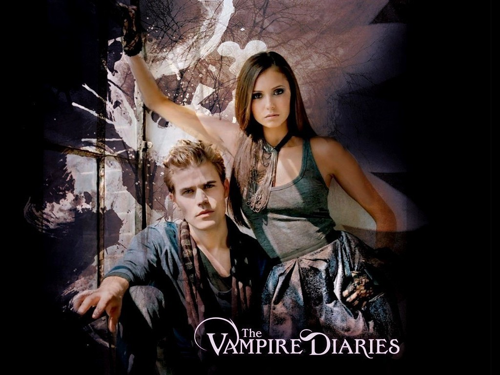 Wallpaper The Vampire Diaries: Seção Wallpaper – The Vampire Diaries