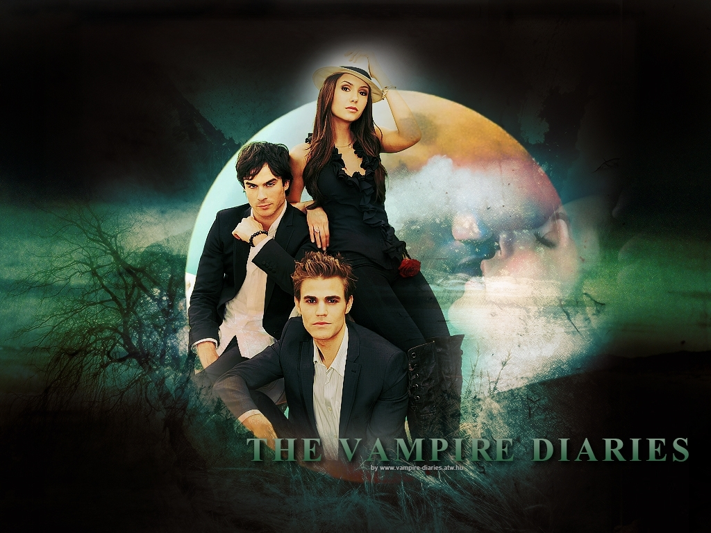 Free The Vampire Diaries HD Wallpapers APK Download For Android